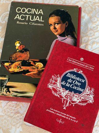 Cocina Actual y Biblioteca de Oro de la Cocina