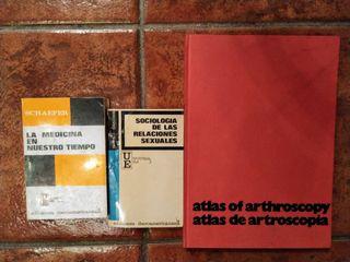 libros antiguos,medicina, ovnis, sexualidad