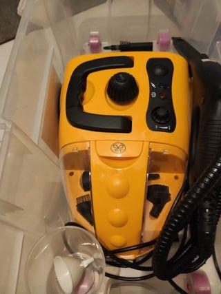 Robot limpiador agua a presión