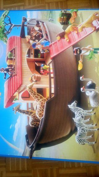 Playmobil arca barco noe