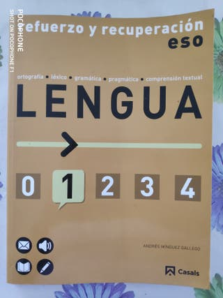 Libro Lengua Castellana
