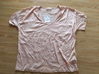 camiseta nueva talla L