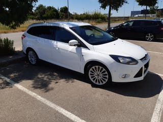 Ford Focus SportBreak Titanium Familiar