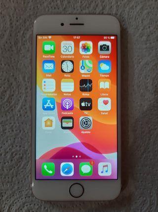 vendo iphone 6s casi nuevo