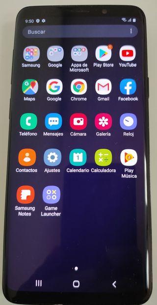 Samsung s9 plus dual sim 64 Gb