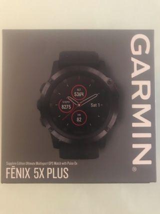 Vendo Garmin Fenix 5x Plus