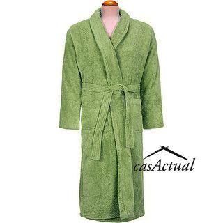 Albornoz verde Talla XL (A ESTRENAR)