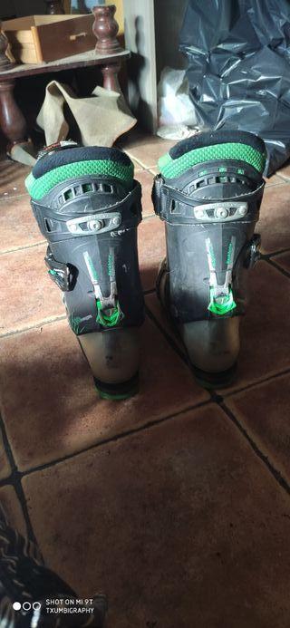 botas de esqui salomon quest 110