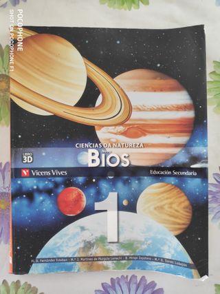 Libro Ciencias da Natureza