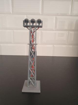 torretas led scalextric