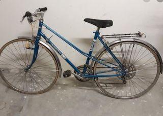 bicicleta gacela clásica
