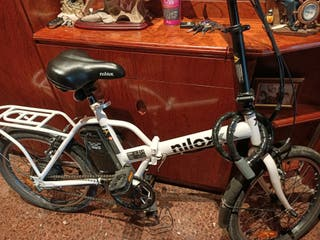 Bici Eléctrica Nilox ebike