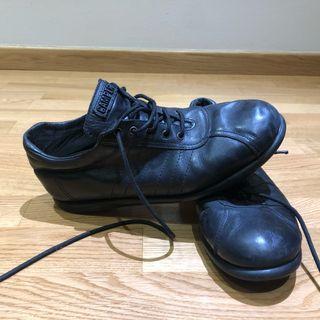 Zapatillas CAMPER piel negras t44