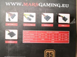 Mars Gaming MPII550 - Fuente de alimentacion