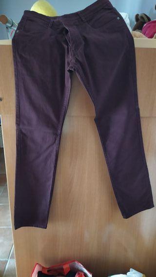 Pantalón largo hombre