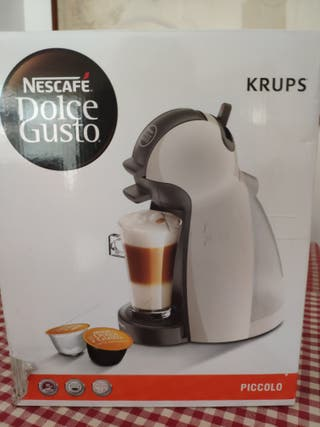 Cafetera krups Dolce Gusto Piccolo