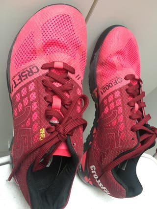 Zapatillas Crossfit talla 39 nuevas