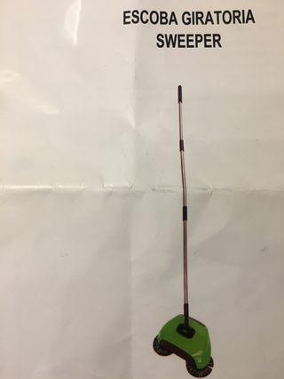 Escoba giratoria Sweeper