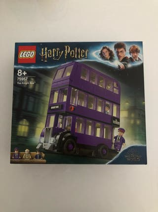 LEGO 75957 AUTOBUS NOCTAMBULO HARRY
