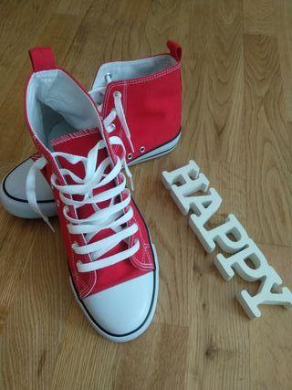 Zapatillas de Tex para chica