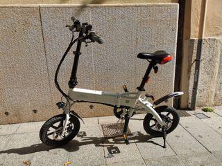 bicicleta eléctrica plegable Fiido D1