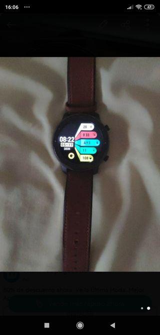 Reloj Amazfit xiaomi GTR 47 con Gps