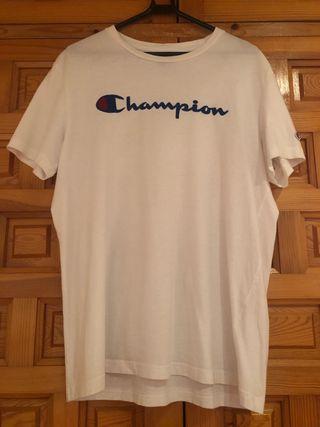 Camiseta Champion. Talla L. ORIGINAL