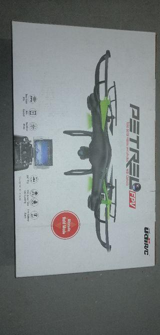 Dron Petrel fpv