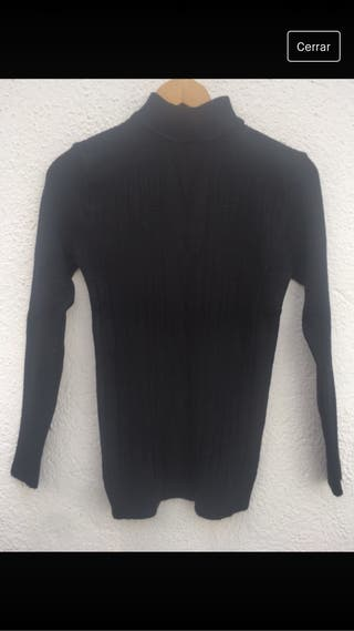 Jersey negro básico