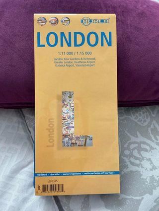 Plano Londres Plastificado