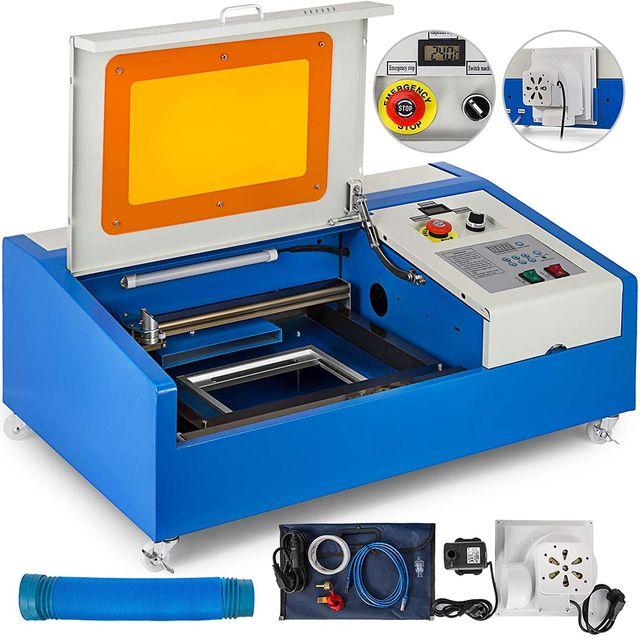 K40 laser cutter cortadora laser 40w