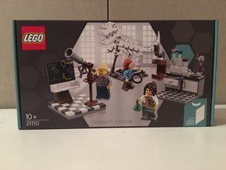LEGO 21110 RESEARCH INSTITUTE IDEAS