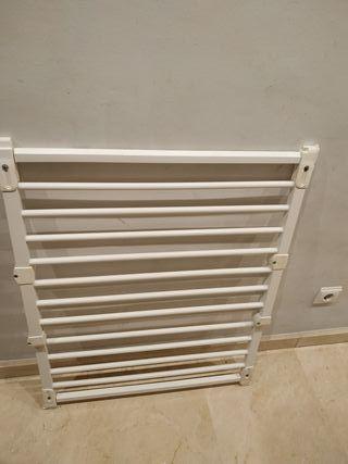 puerta seguridad escalera (x2)