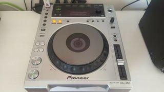 Reproductor Cdj 850k white