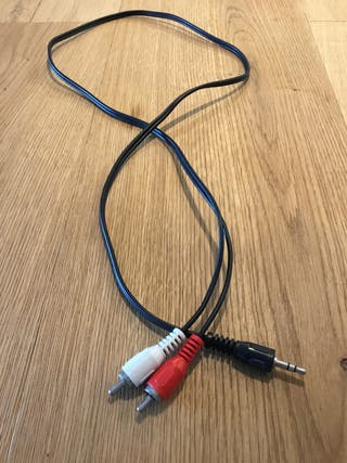 Cable RCA a Jack