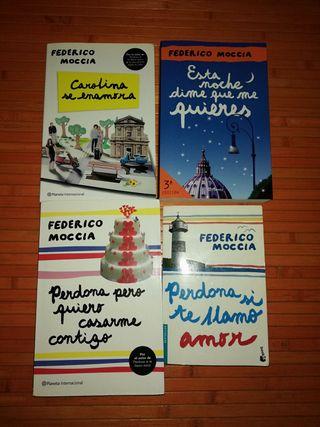Libros de Federico Moccia Perdona si te llamo amo