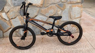Bicicleta Monty BMX 139 Race Aluminio