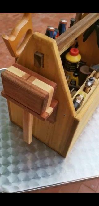 caja de herramientas original