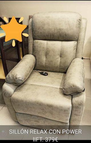 ofertas sillón relax