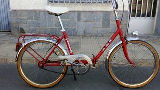 Bicicleta clásica de paseo ORBEA