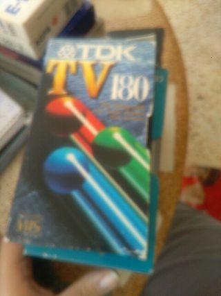Lote de películas VHS