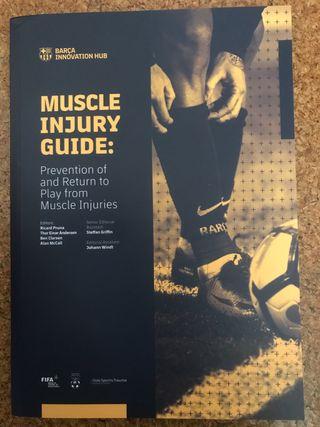 Barça Muscle injury guide