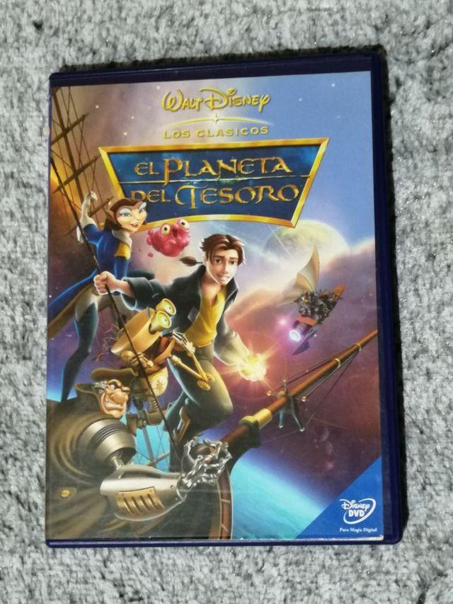 Película El planeta del tesoro