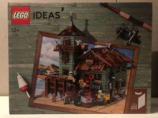 LEGO 21310 ANTIGUA TIENDA DE PESCA IDEAS