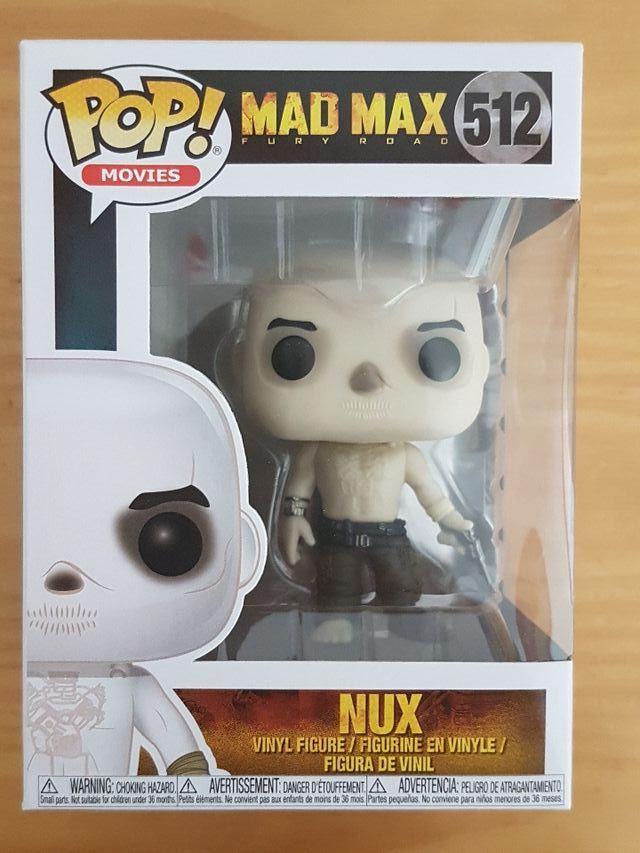 Funko Pop Mad Max Nux