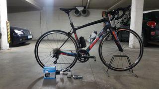 bici de carretera bh quartz carbono 2019