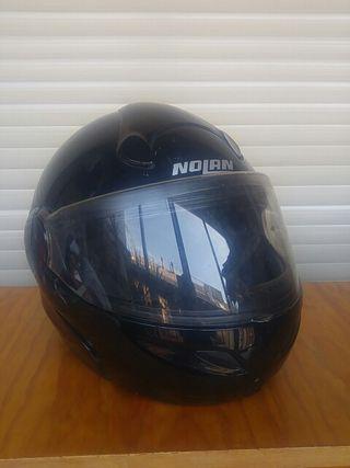 Casco moto Nolan