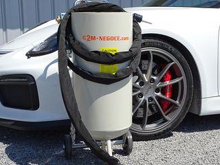 Arenadora Automática K44PRO- Máquina de chorreado