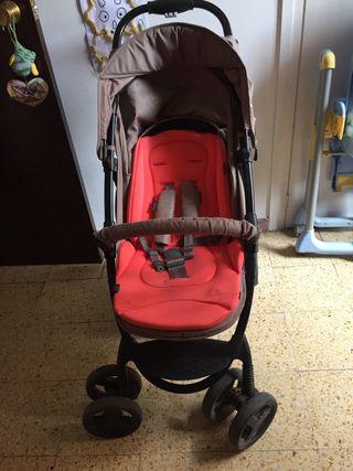 Cochecito bebé silla de paseo Bebedue XL