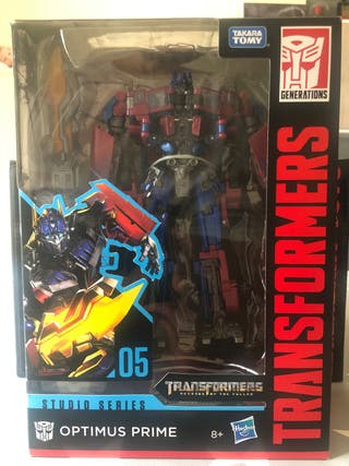 Optimus prime studio series SS05